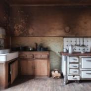 Заброшенная кухня №2