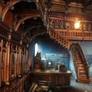 Заброшенная библиотека №2