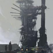 Главная башня Трешленд-сити