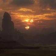 Пустыня Бессаба