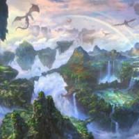 Парящие острова Драконов