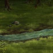 грозовое племя: граница с племенем ветра.
