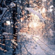 Зима. Городское фэнтези.