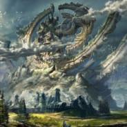Руины мира Древних Богов