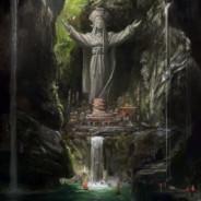 Храм Многоликой в Артаганских горах